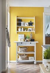 Best Yellow Accent Kitchens Ideas For You 08