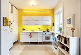 Best Yellow Accent Kitchens Ideas For You 10
