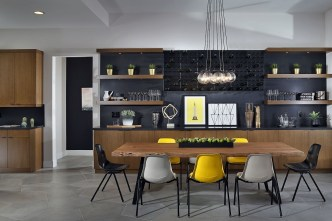 Best Yellow Accent Kitchens Ideas For You 14