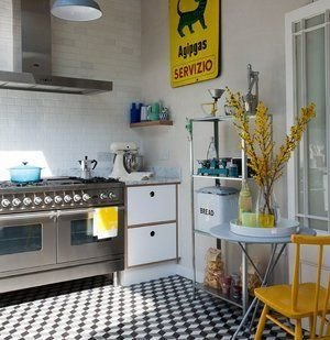Best Yellow Accent Kitchens Ideas For You 27