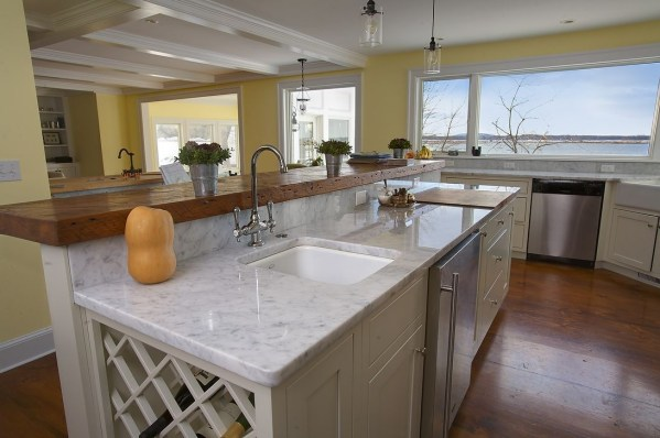 Best Yellow Accent Kitchens Ideas For You 40