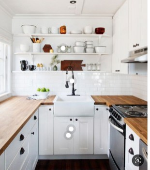 Cool Kitchens Design Ideas For Small Spaces 42