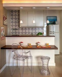 Cool Kitchens Design Ideas For Small Spaces 48
