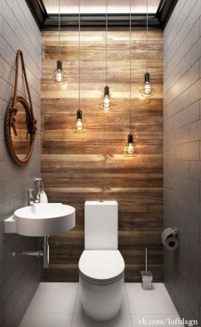 Excellent Wooden Bathroom Designs Ideas To Try 06