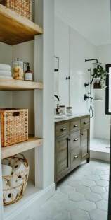 Excellent Wooden Bathroom Designs Ideas To Try 25