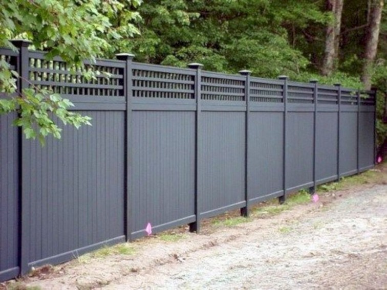 Hottest Fence Design Ideas That You Can Try 15
