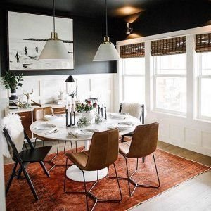 Incredible Diningroom Design Ideas That Looks Cool 36
