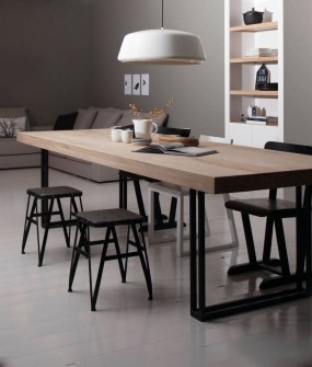 Perfect Dinning Table Design Ideas Youll Love 19