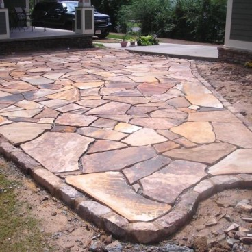 Smart Garden Patio Flooring Ideas To Try 10