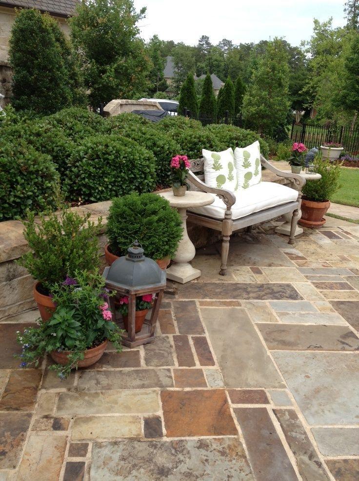 Smart Garden Patio Flooring Ideas To Try 15