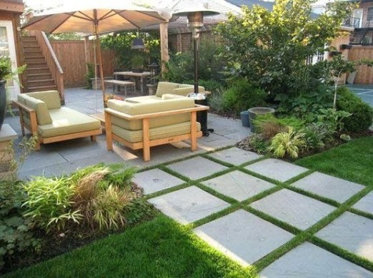 Smart Garden Patio Flooring Ideas To Try 17
