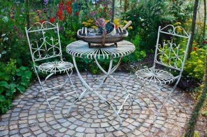 Smart Garden Patio Flooring Ideas To Try 30
