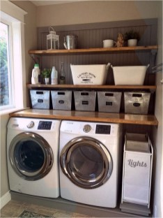 Trendy Small Laundry Room Design Ideas To Try Asap 12