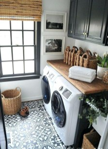 Trendy Small Laundry Room Design Ideas To Try Asap 23