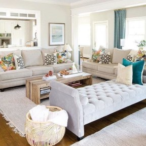 Unique Living Room Decoration Ideas For Spring On 09