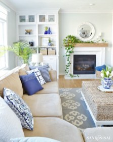 Unique Living Room Decoration Ideas For Spring On 33