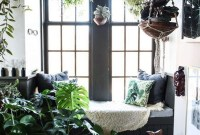 Unique Window Design Ideas With Plant That Make Your Home Cozy More 31
