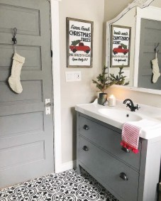 19Rustic Christmas Design Ideas For Your Apartment Décor To Try