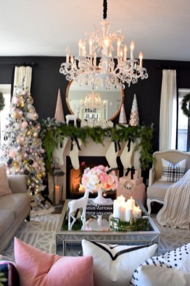 24Rustic Christmas Design Ideas For Your Apartment Décor To Try