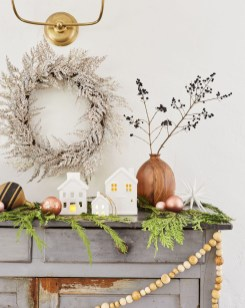 31Rustic Christmas Design Ideas For Your Apartment Décor To Try