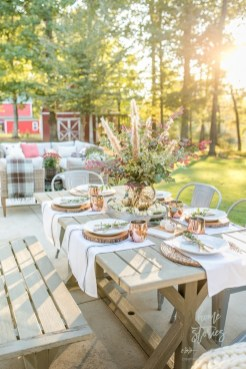 Adorable Fall Diy Decorating Ideas For Patio To Try 16