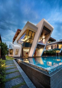 Awesome Architecture Design Ideas That Looks Elegant 36