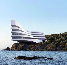 Awesome Architecture Design Ideas That Looks Elegant 45
