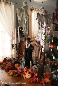 Best Halloween Party Décor Ideas For Dining Table 02