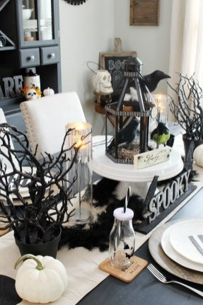 Best Halloween Party Décor Ideas For Dining Table 25