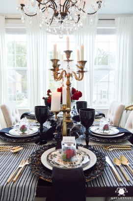 Best Halloween Party Décor Ideas For Dining Table 34