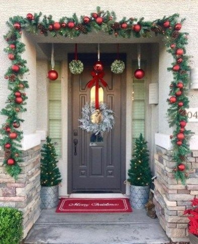 Casual Diy Outdoor Halloween Decor Ideas For Your Frontyard 04