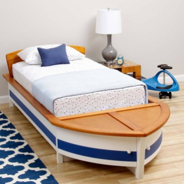 Charming Childrens Bedroom Resembles Design Ideas With A Boat 23