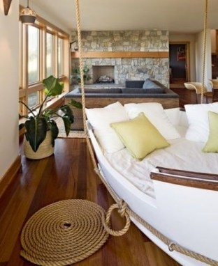 Charming Childrens Bedroom Resembles Design Ideas With A Boat 25