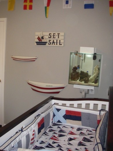 Charming Childrens Bedroom Resembles Design Ideas With A Boat 27