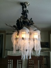 Chic Halloween Home Décor Ideas To Your Inspire You 20