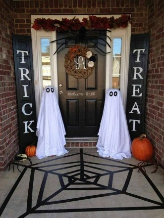 Chic Halloween Home Décor Ideas To Your Inspire You 43
