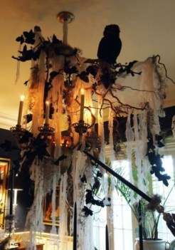 Chic Halloween Home Décor Ideas To Your Inspire You 50