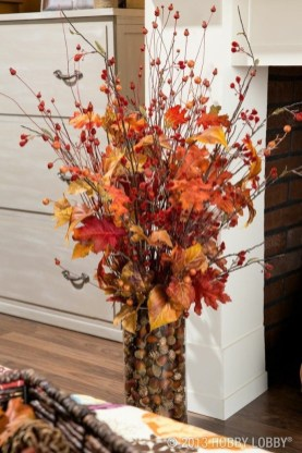 Creative Diy Decor Ideas To Welcome Autumn That Looks Cool 08