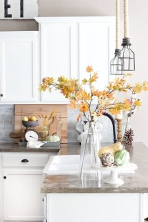 Creative Diy Decor Ideas To Welcome Autumn That Looks Cool 31