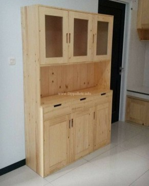 Cute Home Decor Ideas With Wooden Pallet That Looks Amazing 18