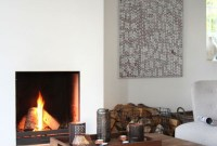 Delicate Living Room Design Ideas With Fireplace To Keep You Warm This Winter 31
