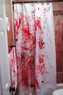 Delightful Halloween Decorating Ideas For Your Bathroom 31