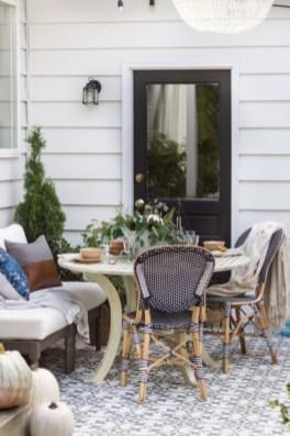 Enchanting Backyard Deck Ideas For Autumn To Try Asap 09