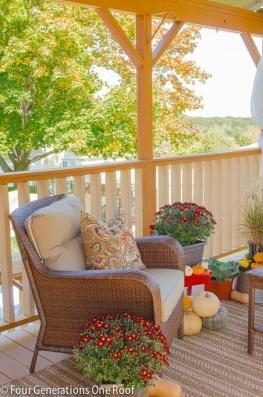 Enchanting Backyard Deck Ideas For Autumn To Try Asap 42