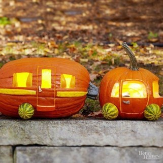 Enchanting Pumpkin Carving Ideas For Halloween In This Year 27