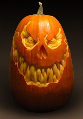 Enchanting Pumpkin Carving Ideas For Halloween In This Year 47