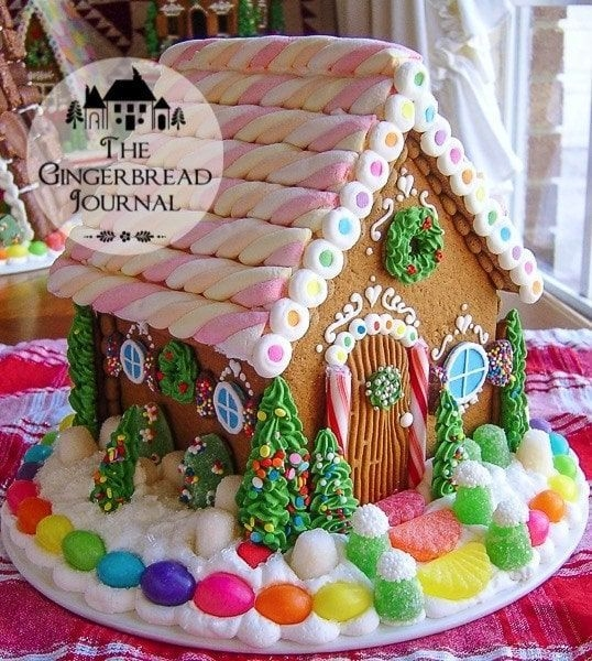 Fantastic Diy Gingerbread House Ideas For Your Décor To Try Asap 01