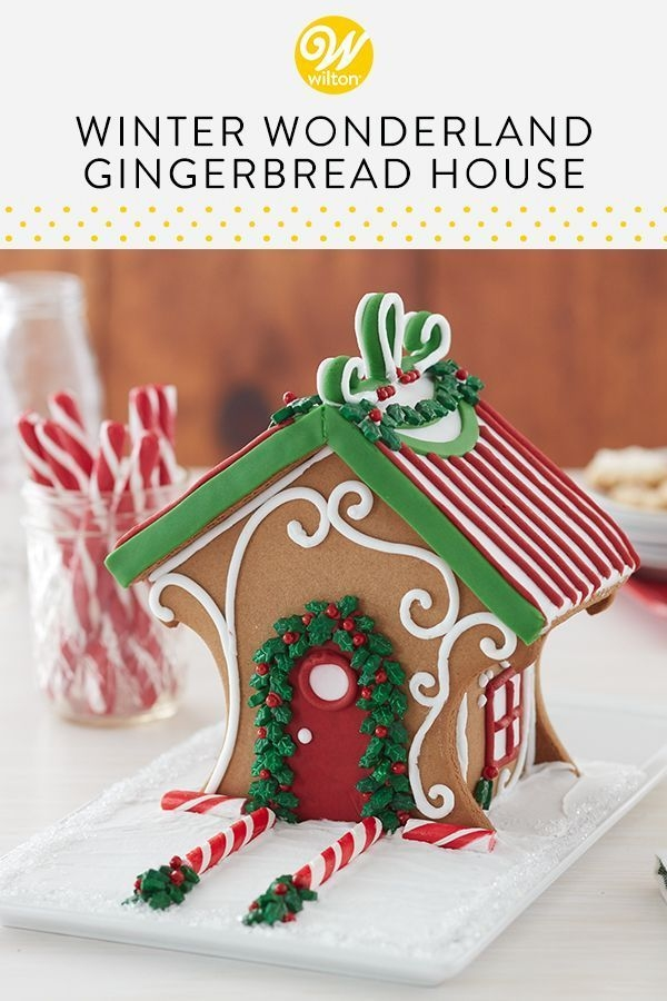 Fantastic Diy Gingerbread House Ideas For Your Décor To Try Asap 25