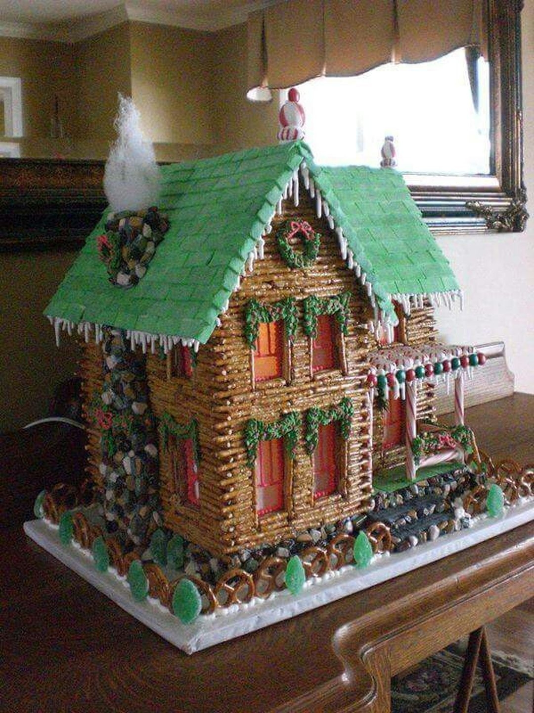 Fantastic Diy Gingerbread House Ideas For Your Décor To Try Asap 43