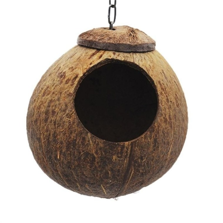 Perfect Diy Coconut Shell Ideas For Everyonen That Simple To Try 06